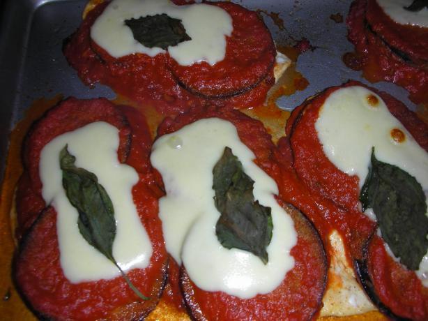 Italian Chicken Sorrentino