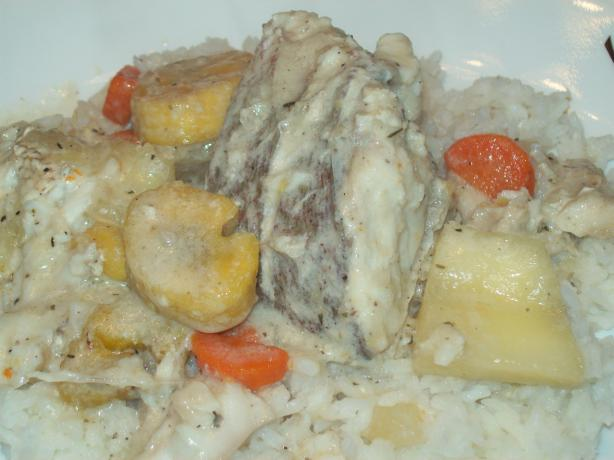 Belizean Fish Serre