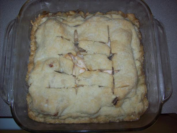 Mom's Apple Pie.
