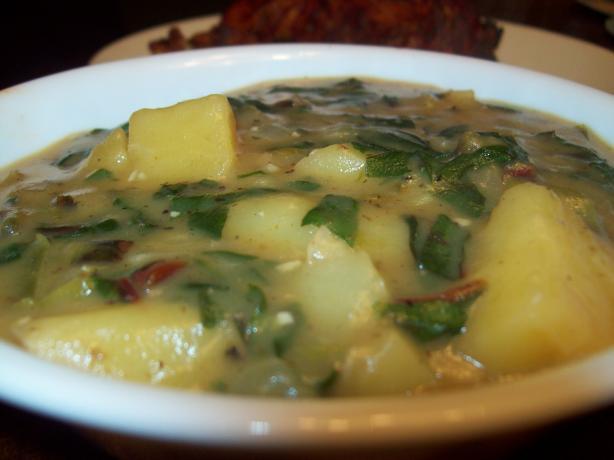 Potato Gumbo