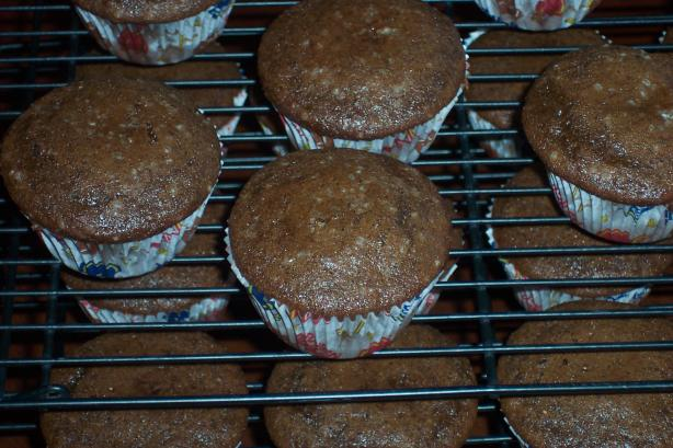 Extra Chocolaty Muffins