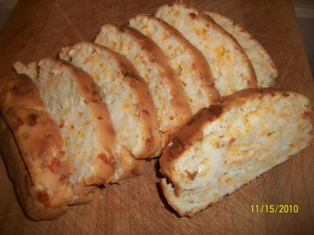 Easy Cheese and Onion Bread