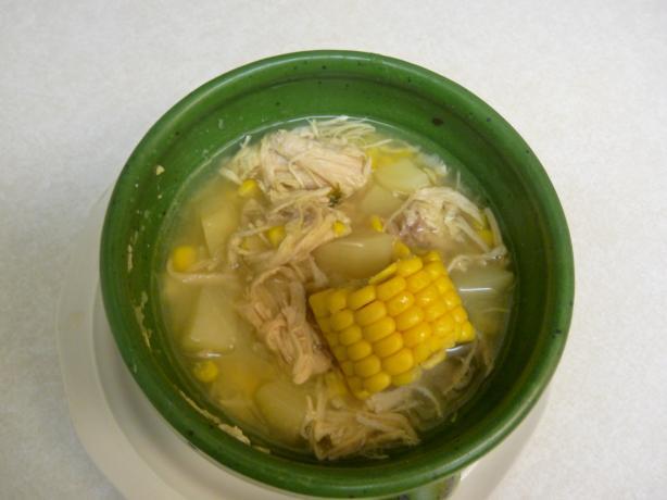 Chicken Chupe