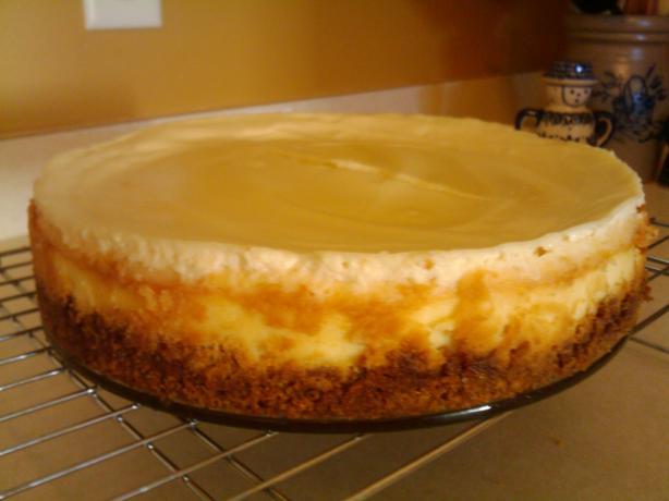 Favorite Holiday Cheesecake