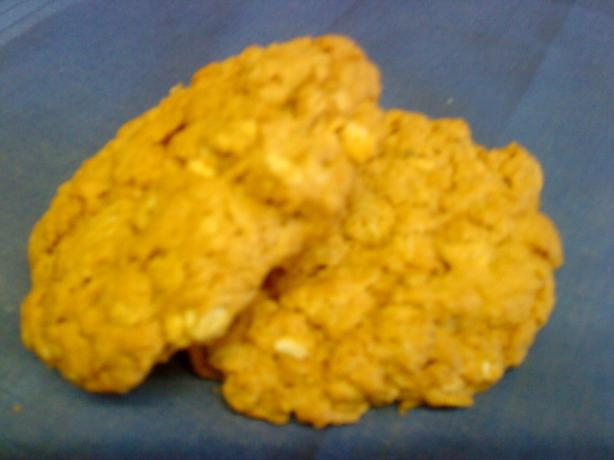 Wicklewood's Chewy Butterscotch and Buckwheat Cookies (Gf)