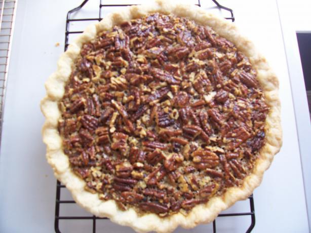 Better Pecan Pie