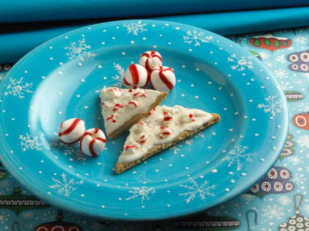 Peppermint Bark Bars