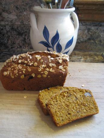 Vegan Pumpkin Bread Healthy and Tasty