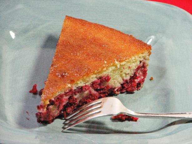 Fresh Cranberry Pie