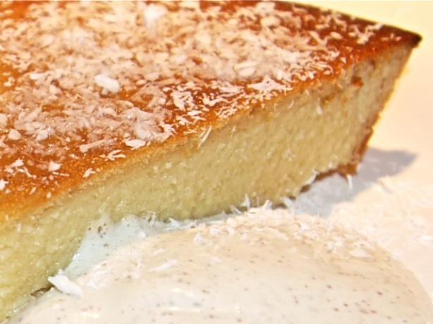 Lemon Honey Blender Pie
