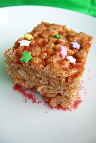 No-Bake Crisp Rice Cereal Treats by Trader Joes (Vegan-Friendly)