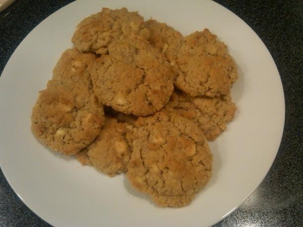 Coconut Oatmeal Cookies II