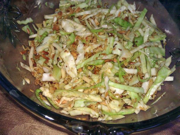 Erin's Cabbage Salad