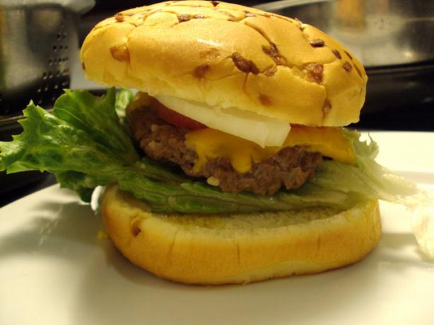 Barbequed Cowboy Burgers