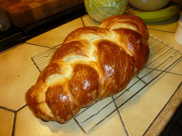 Jeanie Grossinger's Hotel Challah