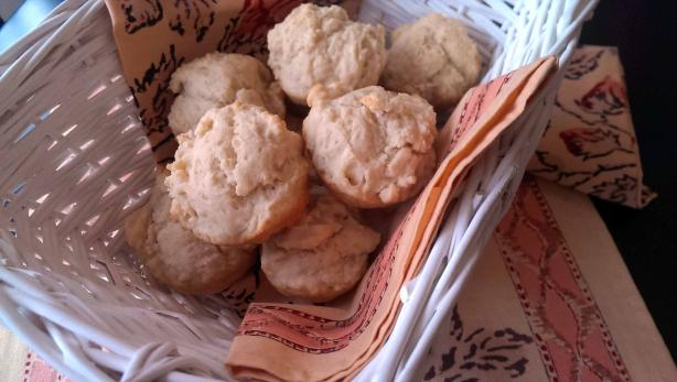 Mama's Mayonnaise Biscuits by Virginia Willis