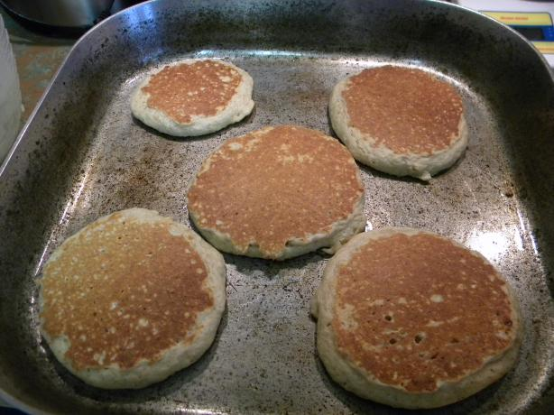 David's These are Oatmeal Pancakes?