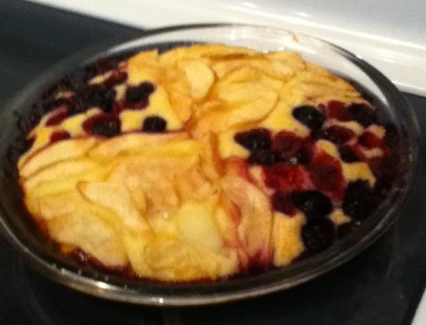 5-4-3-2-1 Pear Cake