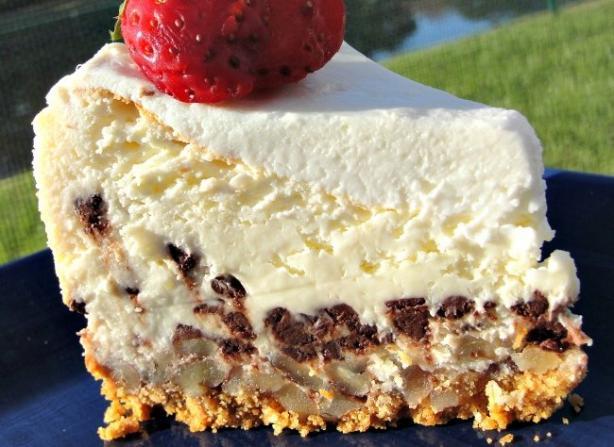 Basset Hound Cheesecake
