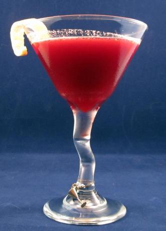 Organic Cherry Martini