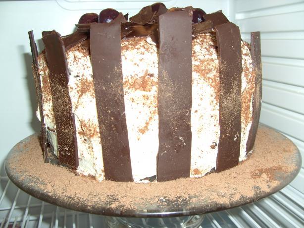 Lance's Black Forest Cake