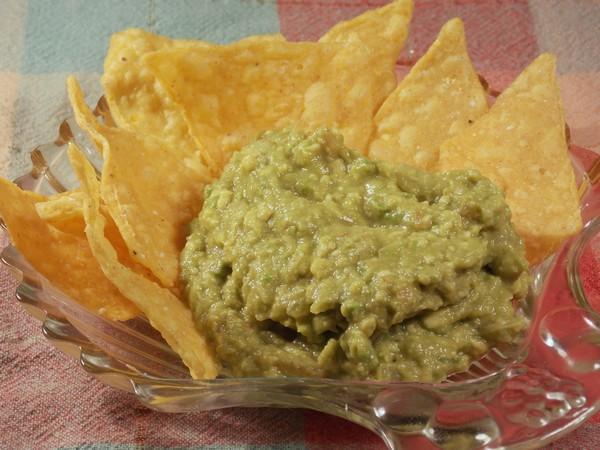 Helen's Guacomole