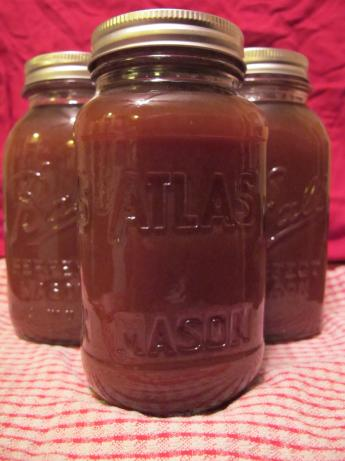 Grandma Horner's Dutch Apple Butter