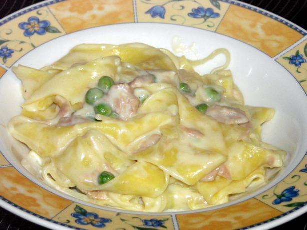 Tuna Noodle Skillet