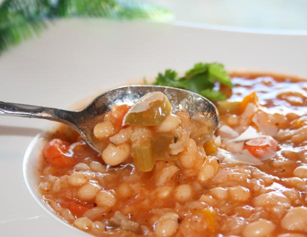 Easy Slowcooker Minestrone