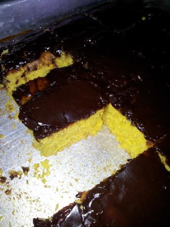 Bolo De Cenoura-Brazilian Carrot Cake