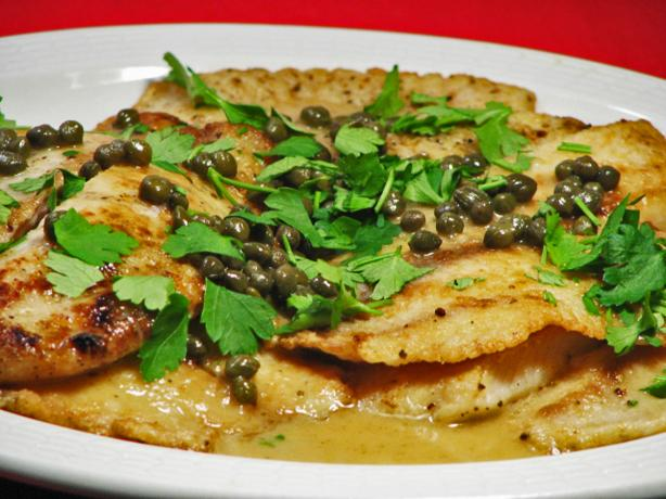Fish Piccata- Easy and Economical