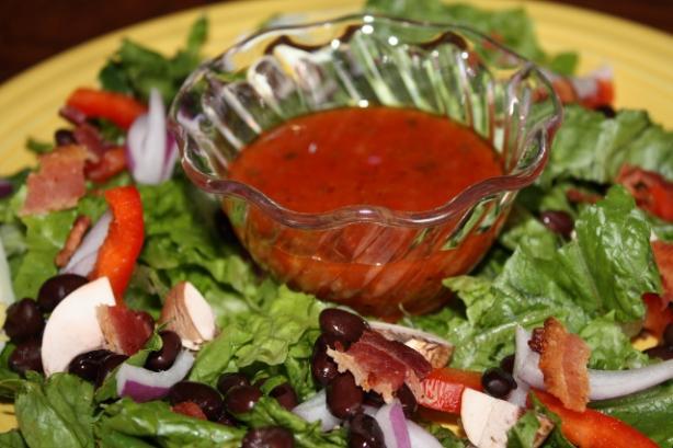 Southwestern Spinach Salad