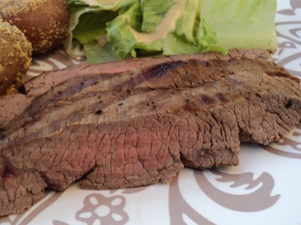 Mongolian Flank Steak from Cuisine Lite