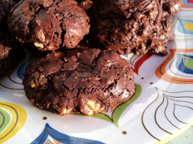 Gluten-Free Bittersweet Decadence Cookies