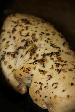 Diana's Garlic and Herbs Marinaded Chicken Breasts