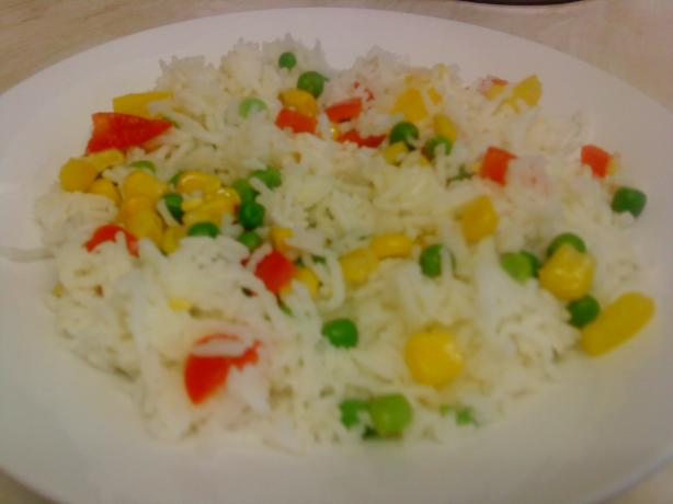Wicklewood's Aztec Rice