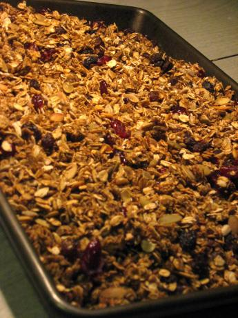 Good-For-You Granola