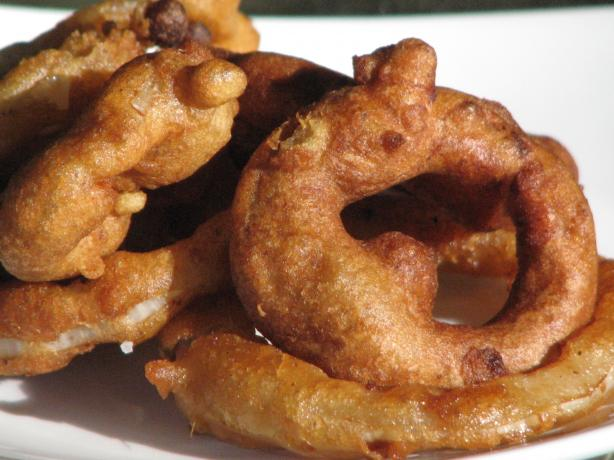 Onion Rings from W S