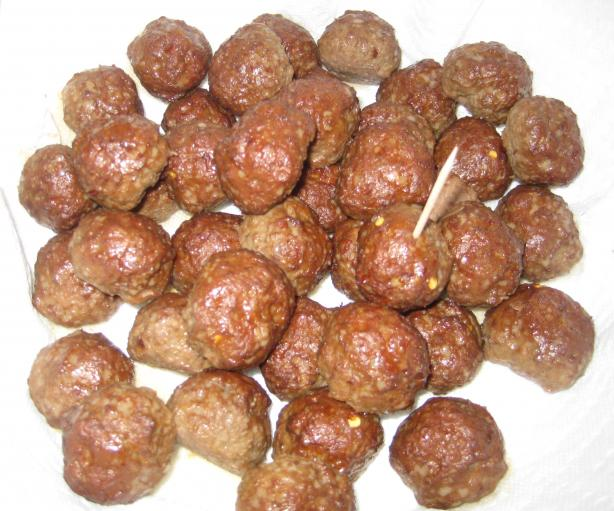 Little Round Chinese Meatballs