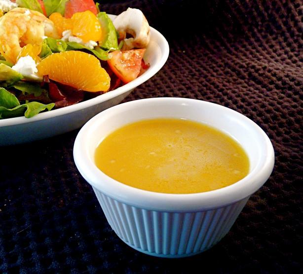 Orange-Walnut Vinaigrette