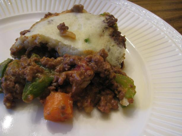 Venison & Vegetable (Hunter's) Pie