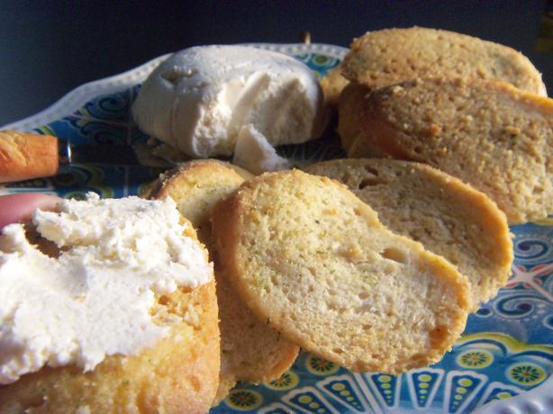Garlicky Parmesan Bread Dip