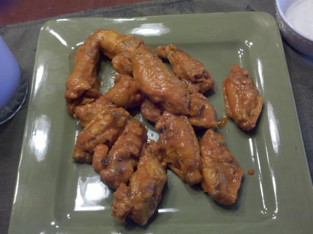 Honey Hot Wings