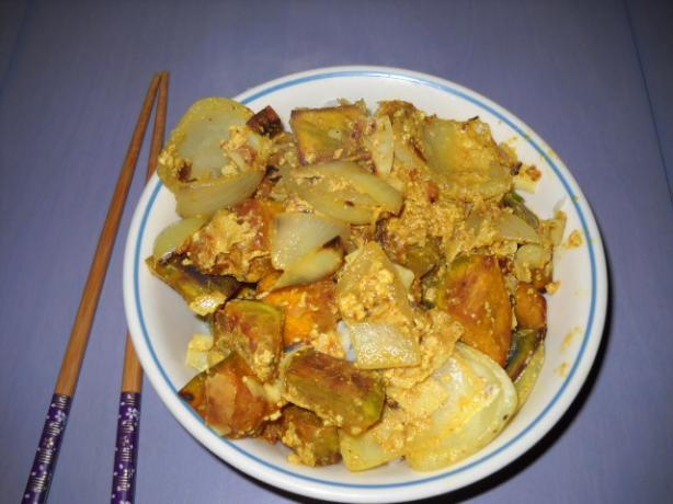 Kabocha Madras Curry