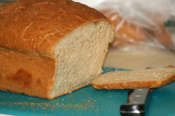 Grandpa Elzinga's Bread