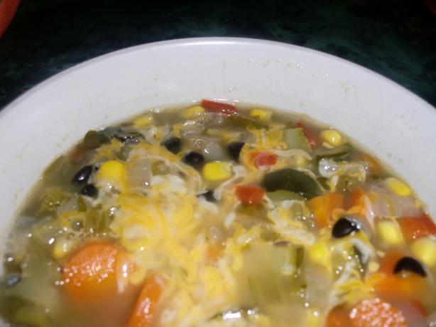 Southwestern Bean and Veggie Stew