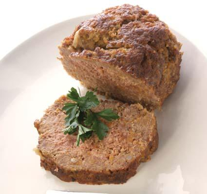 Potato Turkey Meatloaf