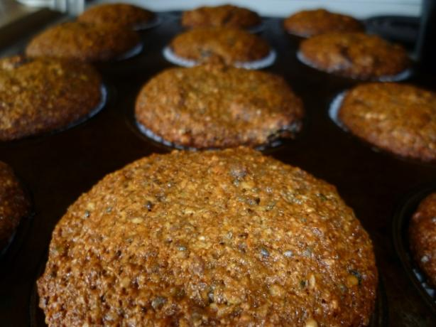 The Healthiest Bran Muffins You'll Ever Eat