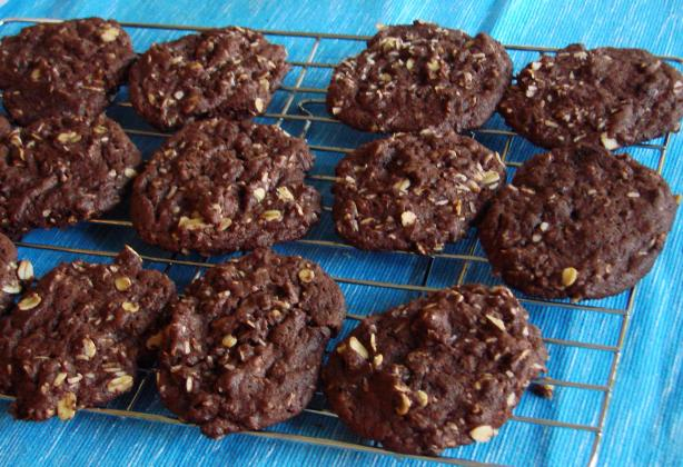 Chocolate Coconut Crispies