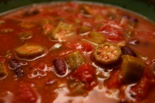 Best Creole Shrimp and Okra Gumbo